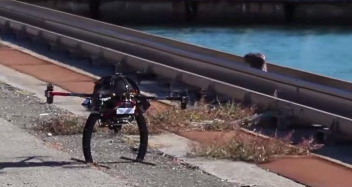 drone ottocottero ascamm
