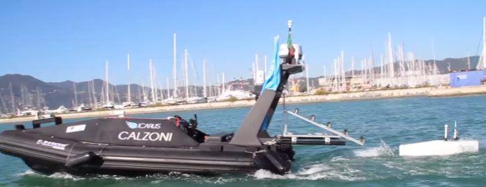 drone marino u-ranger