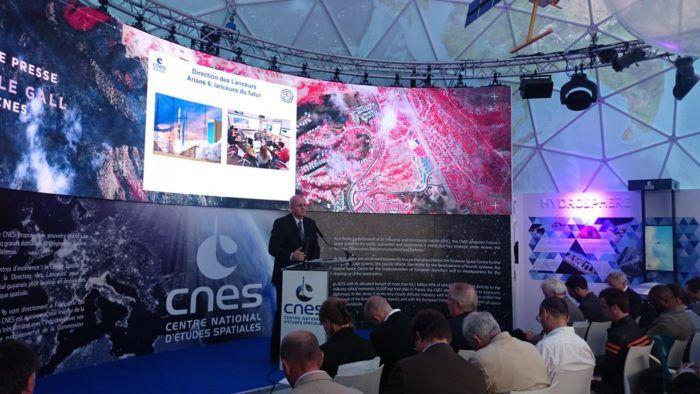 paris Air Show 2015 conferenze