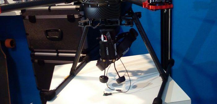 drone esacottero Tornado H920 al Radio Model Show di Ozzano