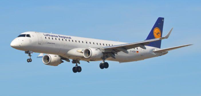 Lufthansa Embraer ERJ-195