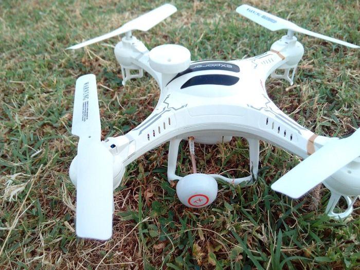 Provato per voi xin lin x118 un quadricottero da fpv completo e pronto