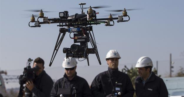 drone endesa gruppo enel