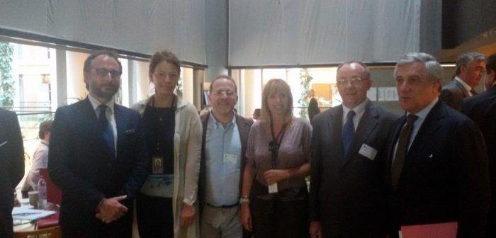 FIAPR al parlamento europeo