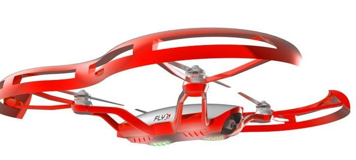FLYBi nuovo drone simile a Parrot