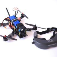 Un drone race cl
