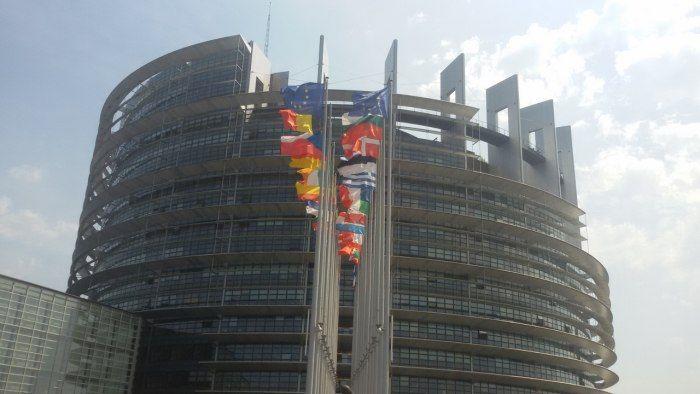 sede del parlamento europeo strasburgo