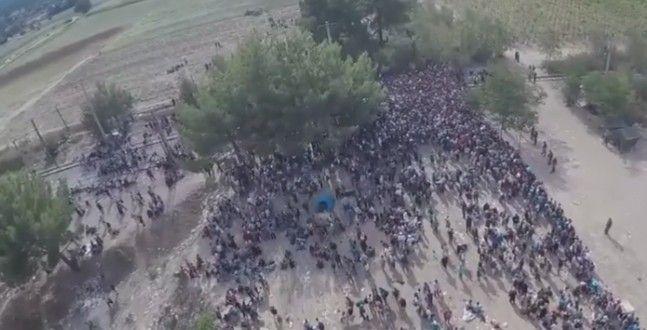 drone-riprende-migranti-confine-greco-macedone