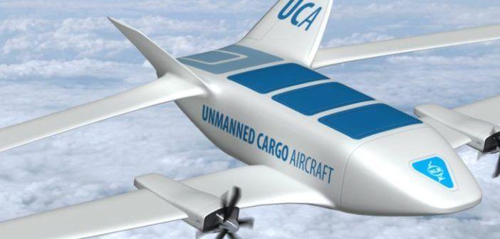 AvioAero nel progetto per il drone cargo