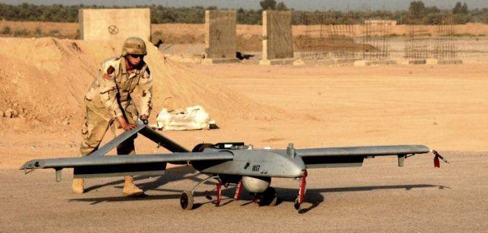 droni militari mercato in crescita