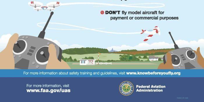 informativa FAA before you flight