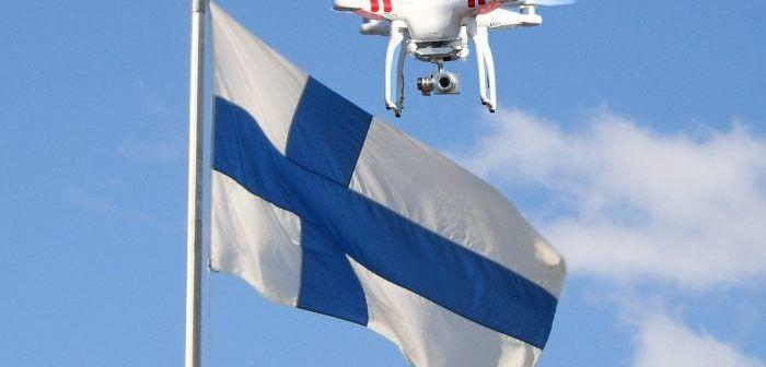 Regolamento droni in Finlandia