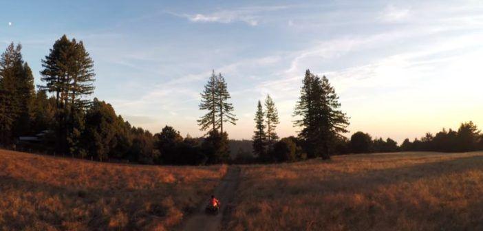 video girato con drone gopro