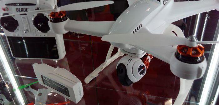 drone chroma di Horizon Hobby al Modelgame 2015