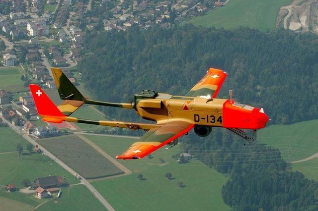 drone ads95 ranger svizzero
