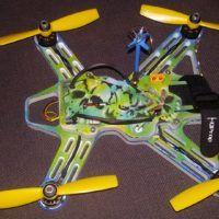 Il Drone da corsa di Andrea De Vita