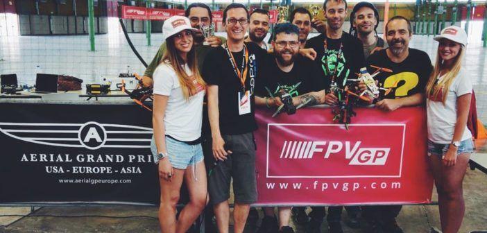 FPVGrandProx associazione per il Drone Multirotors racing