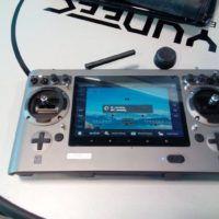 Altra schermata della radio del drone Tornado