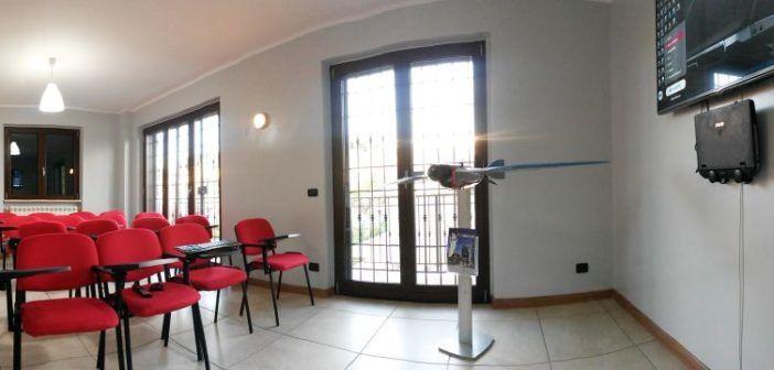 sala conferenze FlyTop