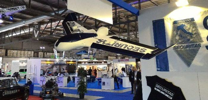 I droni a Sicurezza 2015