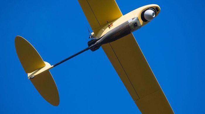 SpyRanger drone per missioni militari e civili di sorveglianza e ricognizione