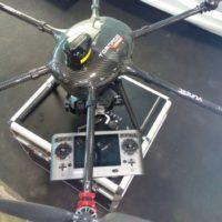 Il drone H920 con radiocomando