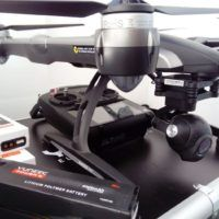 Typhoon con camera a 4k