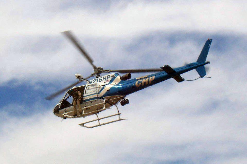Elicottero Usa : Usa mancata collisione tra un elicottero della polizia e