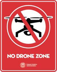 NoFlyZone per i droni sopra a Washington