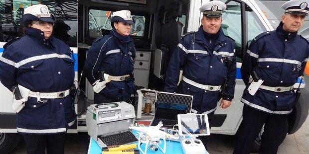 drone per prevenzione e sicurezza polizia locale udine