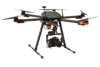 drone SAPR flynovex di Flytop