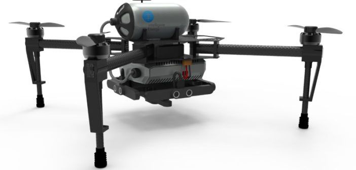 intelligent energy drone