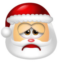 santa-claus-sad-icon