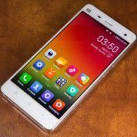 Xiami Note4 smartphone