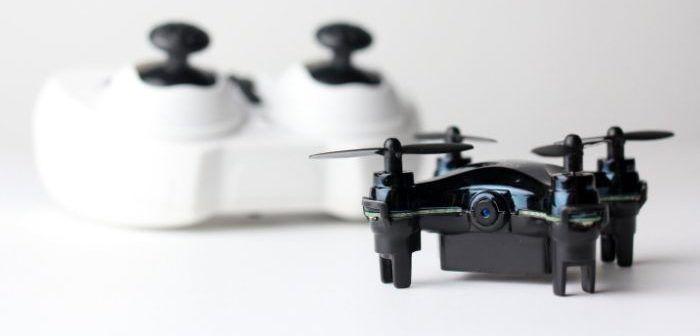 mini drone axis vidus con FPV