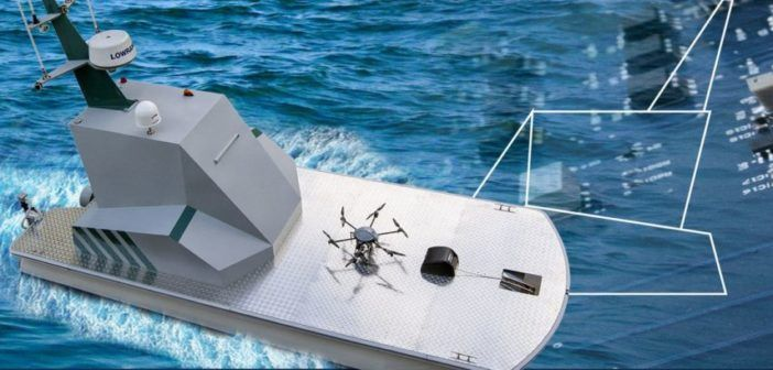 drone marino Galileo