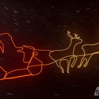 drones-light-painting-uav-uas-unmanned-aircraft-system-santa-claus-reindeer 2