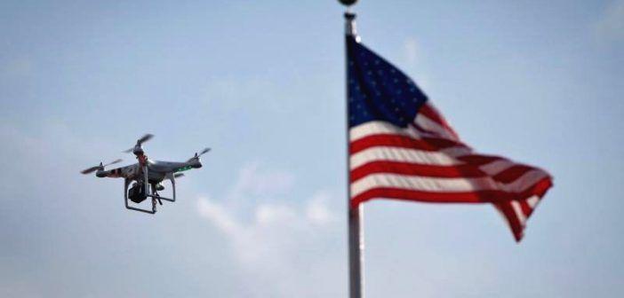droni negli usa