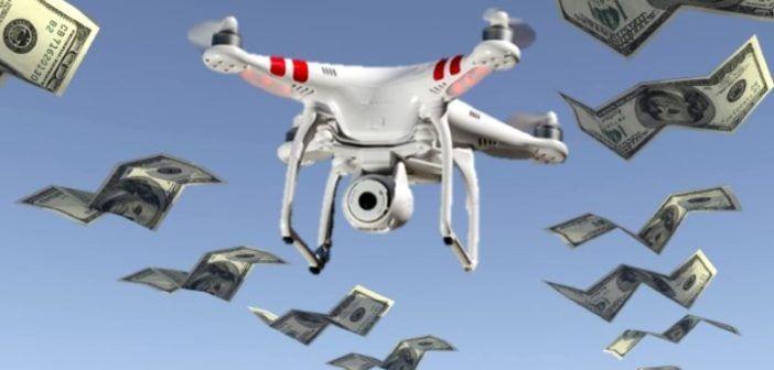 finanziamenti settore droni