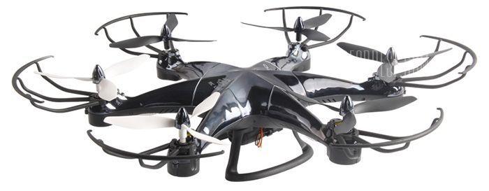 lidi rc l6 drone esacottero da GearBest