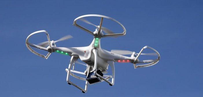 mercato dei droni