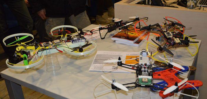 tavolo Mini droni