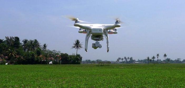zone speciali per i droni in giappone