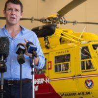 Il Premier del Nuovo Galles del Sud  Mike Baird presenta Little Ripper