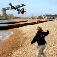 Il primo aeromodello elettrico a farcela (2006)
