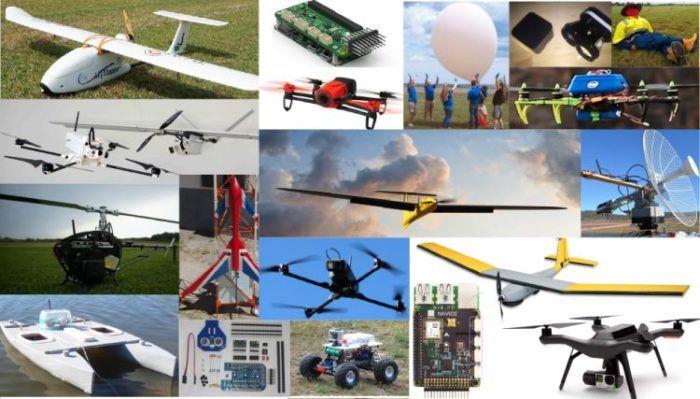 applicazioni per ArduPilot