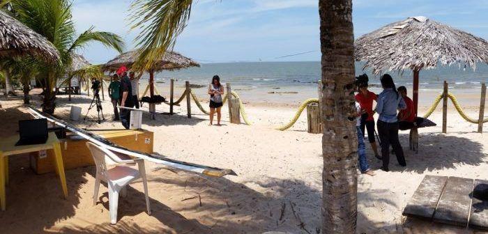 atlamtiksolar drone solare in missione mappatura disastro in brasile