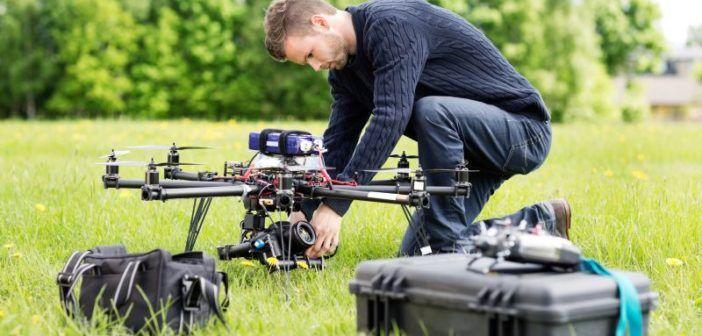 consigli su come proteggere il drone