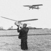 Il primo aeromodello ad attraversare la Manica: 21 settembre 1954, ai comandi Sid Allen