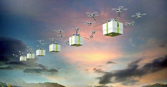 trend mercato droni 2016
